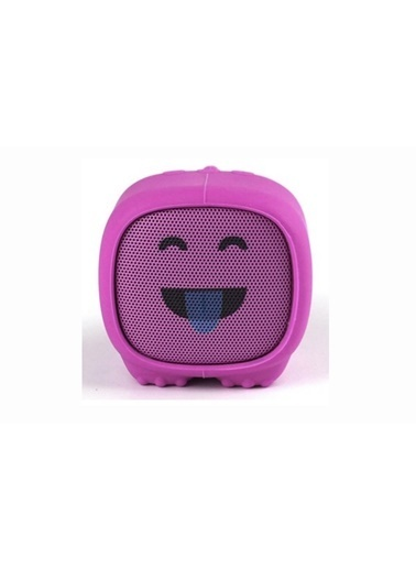 Dino Pembe Bluetooth Kablosuz Hoparlör - Şakacı Pembe